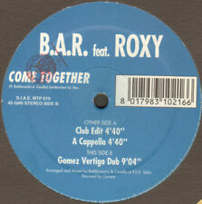 B.A.R. Feat. Roxy – Come Together - Metropol'e Records – MTP 019