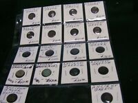 Lot of 18 Ancient Greek Coins ,Marked Retail $440.00....Over 2000 years old