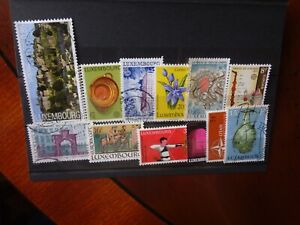 STAMPS    LUXEMBOURG   MINT +USED   05122021KLM89
