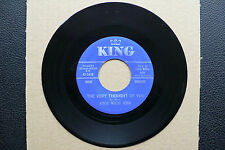 "7"" Little Willie John-The Very Thought of You/I 'm Sorry-US King"