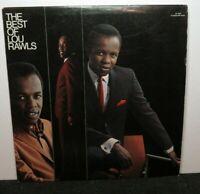 LOU RAWLS THE BEST OF (NM) SN-16096 LP VINYL RECORD