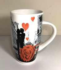 Love in Paris Coffee Mug 17 Oz
