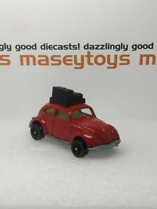 Corgi Juniors No.20 Volkswagen VW Beetle 1976 original vintage diecast