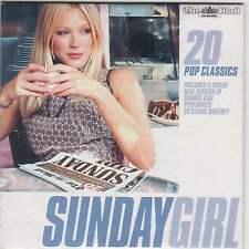 SUNDAY GIRL - PROMO CD: TEARS FOR FEARS, INXS, TROGGS, ETTA JAMES, TEMPTATIONS