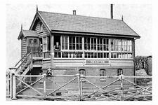pt4511 - Hoghton Railway Signal Box , Lancashire - photo 6x4