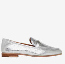 Seed Heritage Silver Shoes Flats Size 38