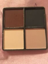 Ulta Beauty Eye Shadow Quad 0.02 oz. (MATTE) CREAM, BRICK, ROSE & GRAPHITE