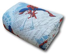 Trapunta invernale Spiderman Manhattan Avio Piumone Uomo Ragno Marvel CALEFFI