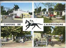 CP 06 Alpes-Maritimes - Villeneuve-Loubet - Camping de l'Hippodrome - Multivues