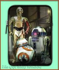 "Oficial de Star Wars Droids Ipad Mini - 8"" comprimido neopreno caso Original Disney"