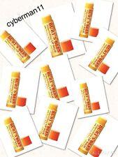 10 x Burt's Bees Mango Lip Balm