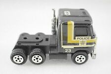 Vintage Buddy L Police Mack Truck