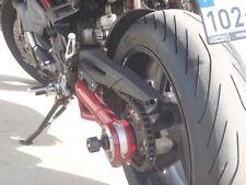BENNELI TNT café racer 1130 CRASH MUSHROOMS PROTECTORS BOBBINS SLIDERS REAR TS30