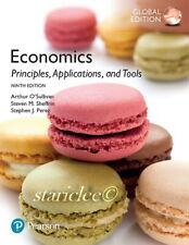 3 Days US Economics Principles, Applications and Tools 9E O'Sullivan 9th Edition