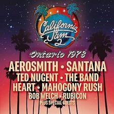 California Jam 2 Ontario 1978 (Aerosmith, Santana, Ted Nugent,...) 3 CD NEUF