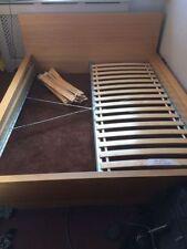 Oak IKEA Bed Frames & Divan Bases