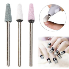 Professional Nail Art Drill Manicure Grinding Head Nail Polishing Bits Wheel Bit