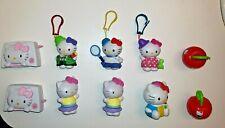 Lot 10 McDonalds  Hello Kitty Happy Meal toys