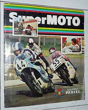 ALBUM PANINI 1975 SUPER MOTO INCOMPLET 152/200 GIACOMO AGOSTINI PILOTES MARQUES