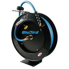 Blubird Bbr1250 Automatic Retractable Air Hose Reel 12 X 50
