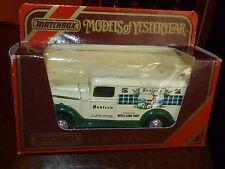 Matchbox GMC Diecast Vans