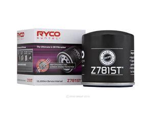 Ryco Syntec Oil Filter  Z781ST