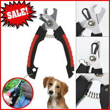 Pet Nail Clipper cat dog claw nails cutter Trimmer Easy Safe Cutting  Scissors
