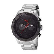 Reloj Puma Reloj de Pulsera Reloj para Hombre Casi Track Cronógrafo PU102821004