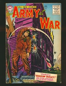 Our Army At War # 42 VG/Fine Cond.