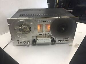 Vintage Pioneer RT 707 Reel To Reel Tape Player (Untested)