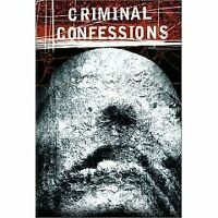 Criminal Confessions Crime Documentary DVD 2003 NEW