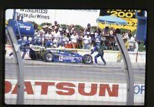 Bobby Unser #12 - 1979 CART California 500 - Vintage 35mm Race Slide