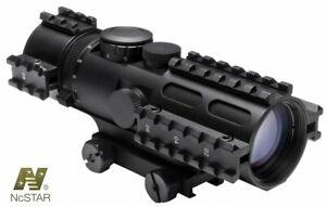 Ncstar 3RS 3-9x42 RifleScope, 3 Rail