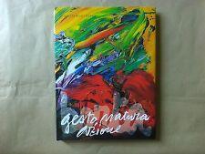 Gianni Borta, gesto, natura, azione - Alberto Maioli - Prima edizione 1988