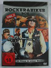 Rocker & Biker Box Vol 7 Sammlung - Satans Sadisten + Hells Angels Verdammt