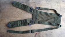 Genuine Issue British Army Olive Green Side Yoke PLCE Webbing