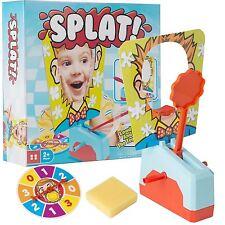 Nuevo Splat actividad Juego Pastel Cara Niños 4 + diversión familiar de 4 jugadores Toy - 1373446