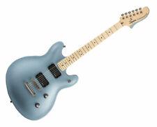 Squier Contemporary Active Starcaster - Ice Blue Metallic w/ Maple Fingerboard