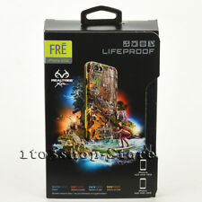 LifeProof FRE Waterproof Dust Hard Case iPhone 6 iPhone 6s (LIME/REALTREE XTRA)