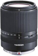 Tamron 14-150mm Di III Lens fits Micro 4 Thirds Camera Black Olympus/panasonic