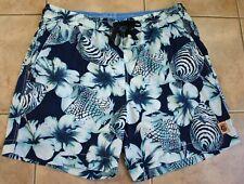Tommy Bahama Men's Swim Trunks -  Size L  Blue