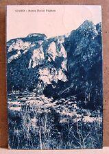 Storo - Monte Rocca Pagana [piccola, b/n, viaggiata]