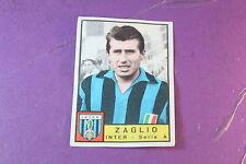 [F339-(31)] CALCIATORI 1963-64 - PANINI - NEW - FIGURINA - ZAGLIO. INTER