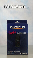 OLYMPUS CAMEDIA MAUSB-100 USB READER PER SCHEDE xD PICTURE CARD NUOVO ORIGINALE