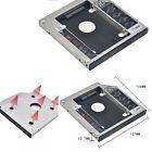 12.7mm SATA 2nd HDD Festplatten Einbaurahmen Caddy für Universal Laptop CD/DVD