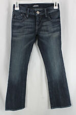 Rock Republic Jeans Denim Girls Size 10, 24 Straight Leg Low Rise Sample 2006