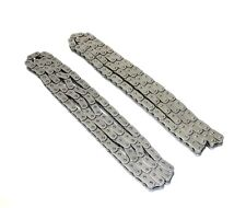 A PAIR OF TIMING CHAINS FOR TRIUMPH STAG  212958 & 213355