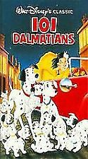 VTG Disney's Masterpiece Collection 101 Dalmatians Classic VHS 1992 NEW FreeShip