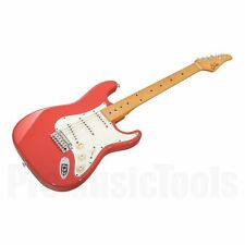 Suhr Classic Pro SSS FR-Fiesta Red MN * NEW * Custom Precision Made in USA