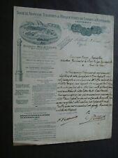 BRIQUETERIES DE LOBBES  ACHAT CHEMINEE  ACHETEUR CHARBONNAGES BOIS DU LUC 1910